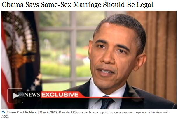 obama marriage statement Freedom To Not Be Angry All The Time