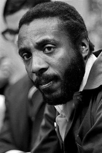 Dick Gregory speaking at Ohio University 02-11-1968