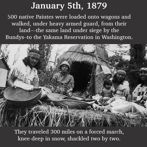 standoff land history