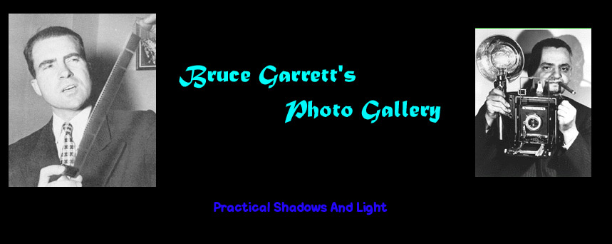 Bruce Garrett's Photo Gallery