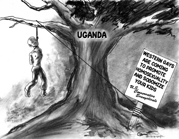 us christianity in uganda Fashioned From Rope Made In The U.S.A...